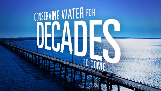 Home : Conserving Water for Decades to Come
