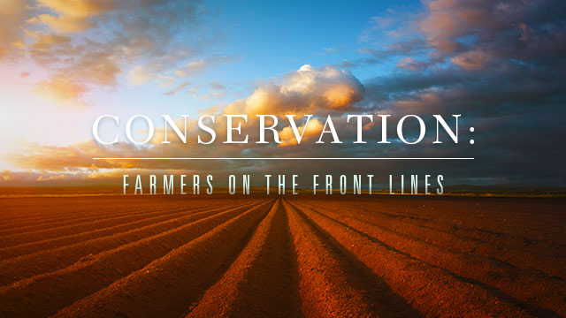 Home : Conservation - Farms on the Front Lines